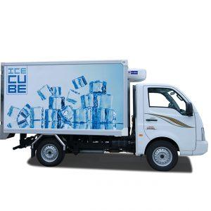 xe tải tata đông lạnh