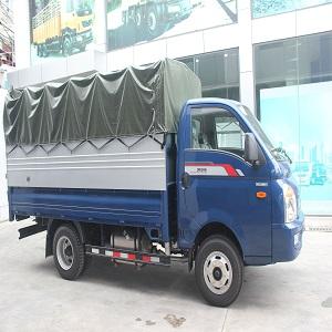 Xe tải thùng daisaki thùng dài 4.2m