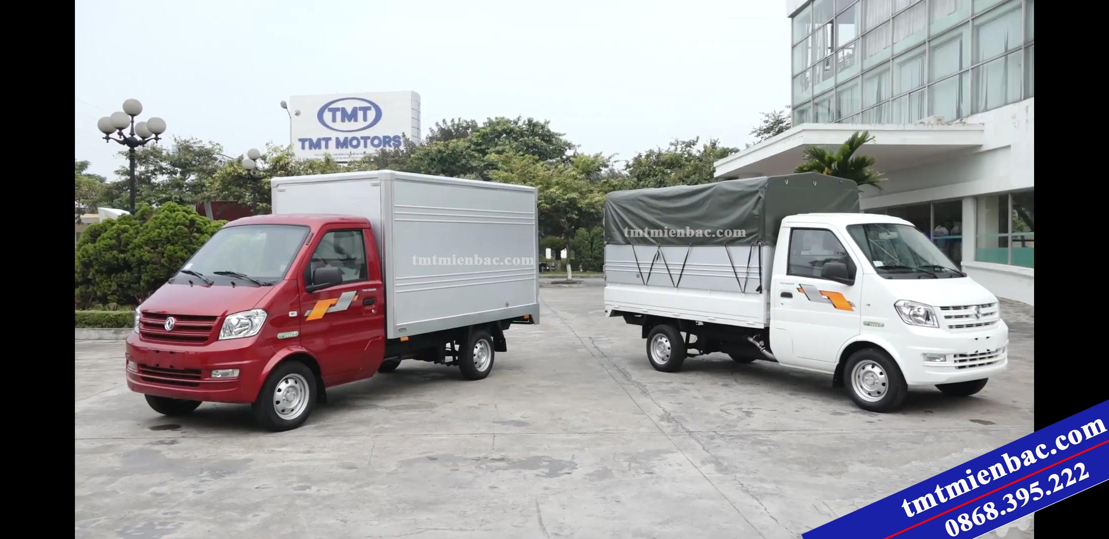 Xe Tải Thùng TMT 1 Tấn - K01S