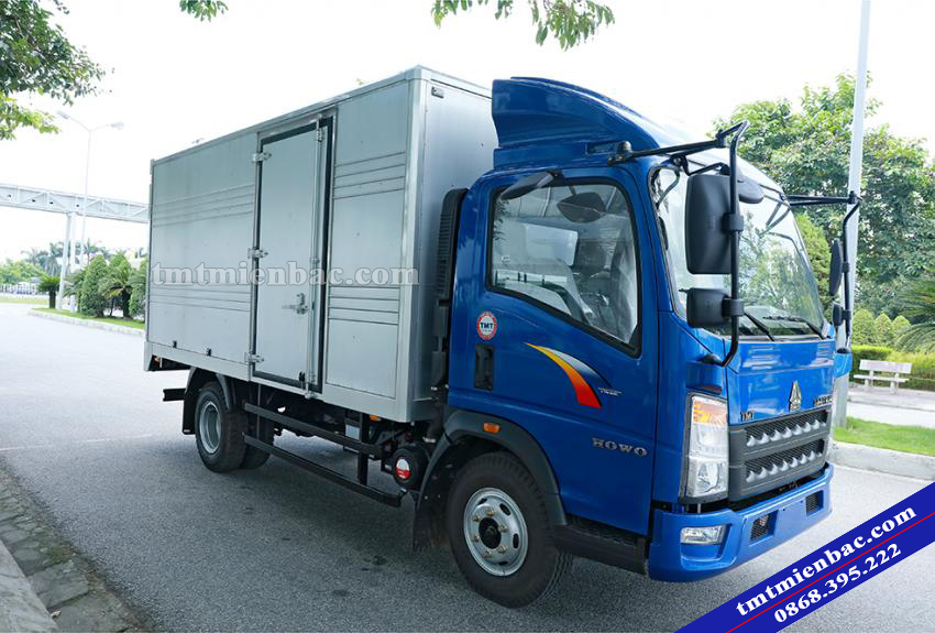 xe tải tmt 6 tấn howo st8160t