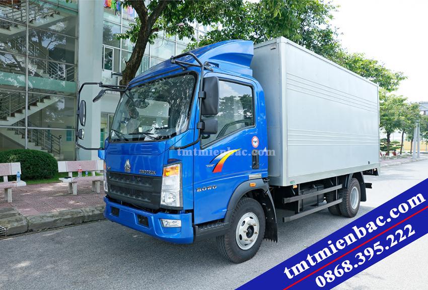 Xe Tải Thùng TMT 6 Tấn - Howo Sinotruk ST8160T