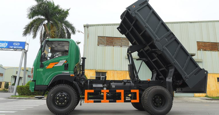 XE BEN TMT KC10370D2 6,5 TẤN