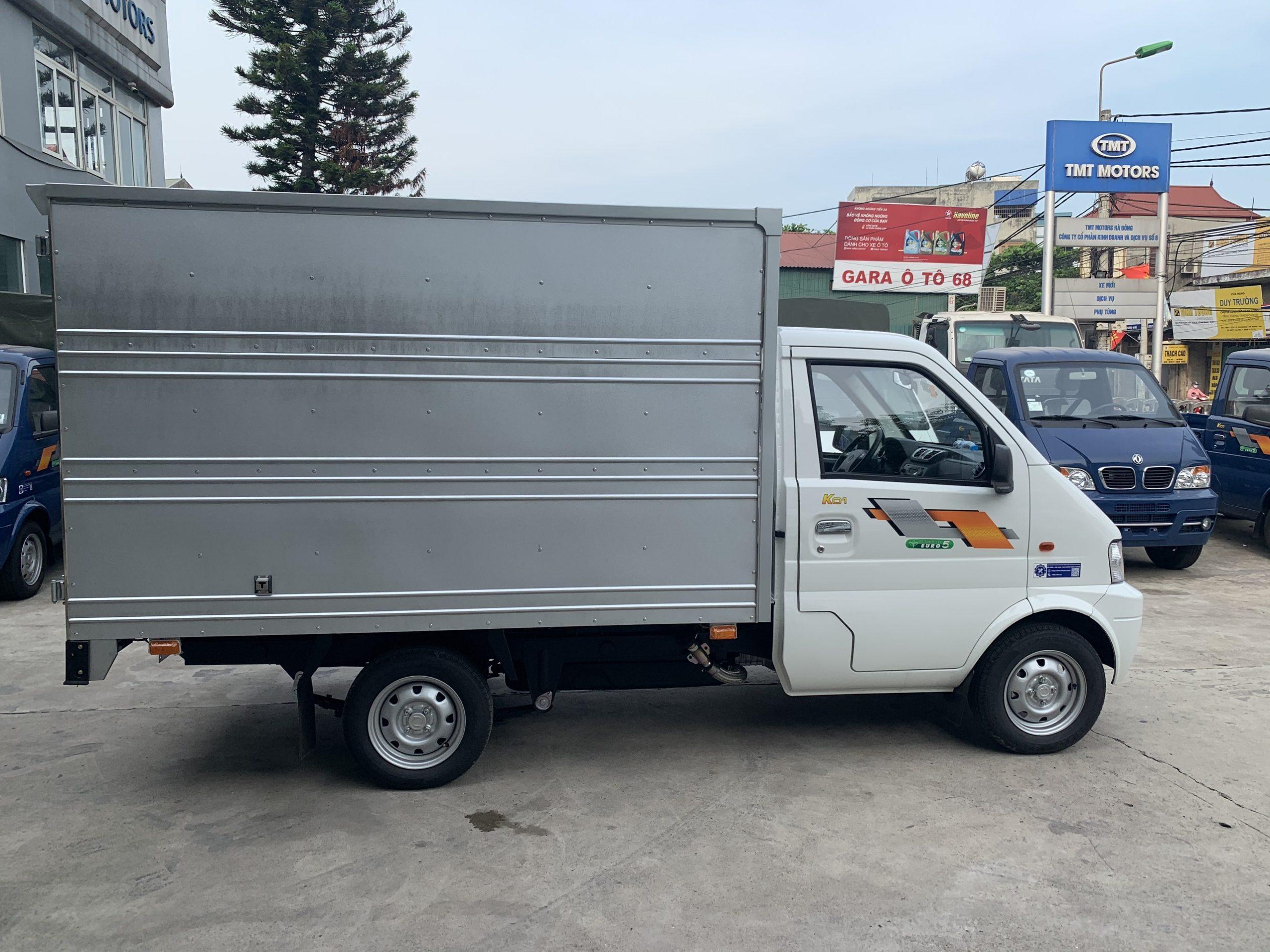 Xe tải DFSK K01 Thùng Kín